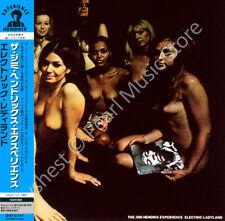 JIMI HENDRIX EXPERIENCE ELECTRIC LADYLAND CD MINI LP OBI new sealed