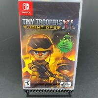 Tiny Troopers Joint Ops XL Nintendo Switch 2019 Brand New Sealed Free Shipping