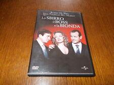 DVD LO SBIRRO IL BOSS E LA BIONDA - ROBERT DE NIRO BILL MURRAY UMA THURMAN
