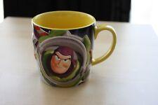 Disney Store Buzz Lightyear 3D Mug Toy Story
