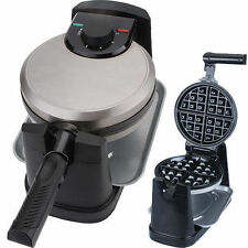 Professionnel de 180 degré belge waffle maker fer machine croustillant golden fresh