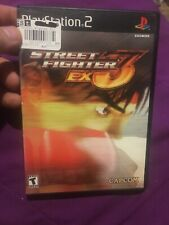 Street Fighter EX3 (Sony PlayStation 2, 2000)
