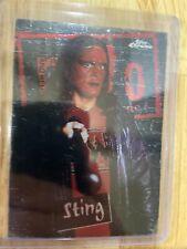 WWF WWE WCW  1998 TOPPS CHROME Subset Card Sting NWO