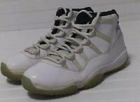 2014 Nike Air Jordan XI Retro 11 Columbia Legend Blue White 378037-117 Size 11.5