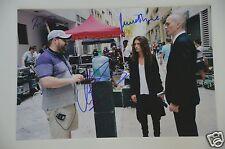 Hannah Ware, Alexander Bach SIGNED FOTO Hitman Agent 47 AUTOGRAFO/Autograph