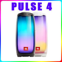 Pulse 4 Wireless Bluetooth Speaker Portable Waterproof Deep Bass Stereo with LED