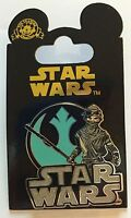 REY Resistance Collectible Pin Authentic Star Wars The Force Awakens