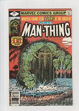 Man-Thing V2 #1 VF 1979 Marvel comic
