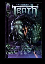 THE TENTH <BLACK EMBRACE> US IMAGE COMICS VOL.3 # 4/'99