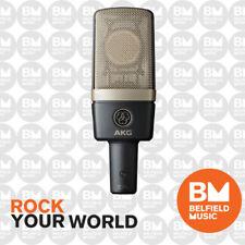 AKG C314 Condenser Microphone Studio Multipattern Condensor Mic C-314 -BNIB - BM