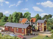 HS  Auhagen 11435 Bahnhof Steinbach mit Wasserhaus Bausatz HO