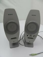Sony Vaio Computer Speakers PCVA-SP4