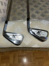 Callaway X Forged 5&6 Irons With Project X Shafts - Right Hand