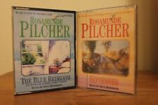 Rosamunde Pilcher The Blue Bedroom / September audio book