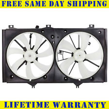Radiator And Condenser Fan For Toyota Camry  TO3115151