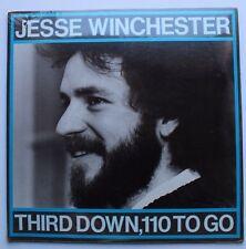Jesse Winchester Sealed Classic Bearsville LP 1972