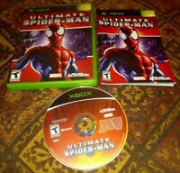 Spider-Man 2 Microsoft Original Xbox 2005 Marvel Complete w/ Manual