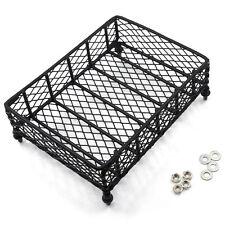 Yeah Racing 1/10 RC Crawler Metal Mesh Wire Roof Luggage Tray Type D YA-0404