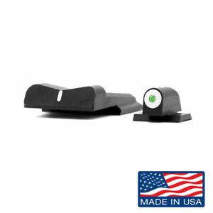 XS Sights DXW  Big Dot Night Sights Tritium Front Sight Dot the I S&W M&P Shield