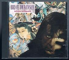 BRUCE DICKINSON TATTOED MILLIONAIRE (IRON MAIDEN) CD F.C.