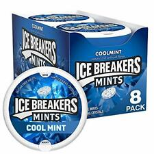 Ice Breakers CoolMint Mints 8 Pack