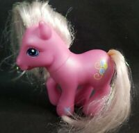 My Little Pony G3 PINKIE PIE Figure, Pie Party Fun Figure 2002 See Pictures