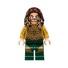 Lego - Super Heroes / Justice League - Aquaman - Mini Fig / Mini Figure
