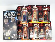 Star Wars Collectors Series Lot Bundle Cantina Band Episode 1 New Beginners