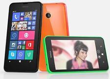 New Unlocked Nokia Lumia 635 8GB GSM GPS 5MP Windows 8.1 Smartphone Orange