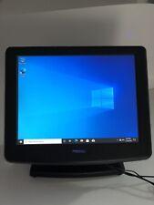 "Windows 10/Posiflex Ks-7215/15""|Touchscreen Fanless|Pos terminal w/Adapter"
