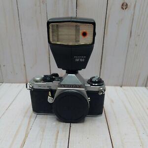 PENTAX ME SUPER 35MM FILM CAMERA / For Parts or Repair