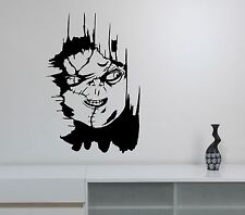 Chucky Child's Play Wall Decal Vinyl Sticker Movie Art Bedroom Horror Decor ckp2
