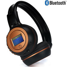 B570 Bluetooth 3.0 Foldable Stereo Wireless Music Headset Headphones Microphone