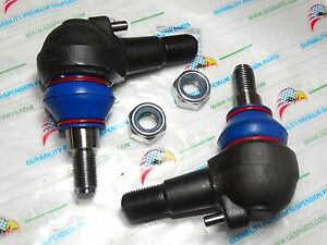Fit W140 SET 2 NEW LH & RH LOWER BALL JOINTS 1403330327 140 333 03 27