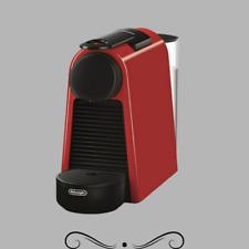 New listing En85R,DeLonghi Nespresso Essenza Mini Espresso Machine by De'Longhi, Red
