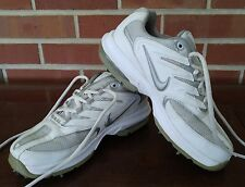 Nike Max Air LN2 Golf Shoes Women's Size 7 White and Grey