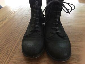 Felmini Boots grise taille 40