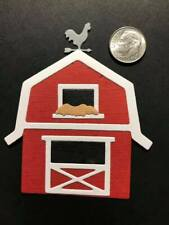 2 Barns PAPER Die Cuts / Scrapbook & Card Making