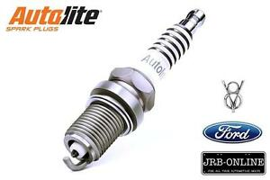FORD MUSTANG V8 AUTOLITE IGNITION SPARK PLUGS 351 5.8L 1970-1973