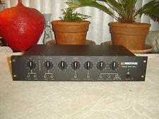 Multivox MXD-5, Blackface, Analog Echo Delay and Spring Reverb, Vintage Rack