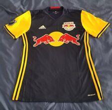 New York Red Bulls MLS Soccer Futbol Adidas Jersey NEW