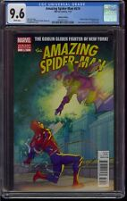 AMAZING SPIDER-MAN #674 CGC 9.6 FERRY VARIANT SILVER SURFER #4 THOR  COMIC KINGS