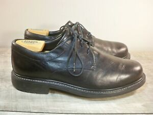 Red Wing 4070 Dante Black Leather Oxford Derby Lace Up Soft Toe Men's Shoes Sz 9