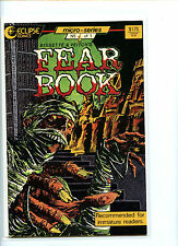 Fear Book #1 Eclipse Bissette and Veitch Comic New nm/m 1986