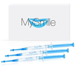 My Smile Professional Teeth Whitening Bleaching Gel Non Sensitive Mysmile