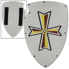 Shining Cross Medieval Knights Foam Costume Pretend Play Shield