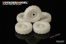 1/35 Voyager PEA207 US M1078 M1083 FMTV [Armour CaB] Wheels for Trumpeter (5pc)