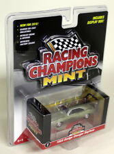 Racing Champion Mint 1/64 Scale 1969 Dodge Charger Daytona Green Diecast car