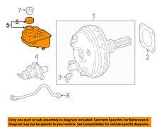 MERCEDES OEM 12-15 ML350-Brake Master Cylinder Reservoir 1664300102