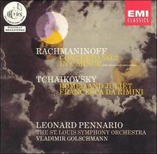 Rachmaninov: Concerto No. 2 In C Minor; Tchaikovsky: Romeo & Juliet by Leonard